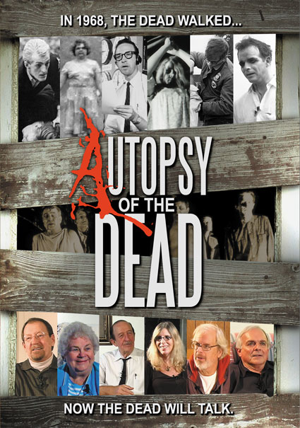 Autopsy of the Dead DVD