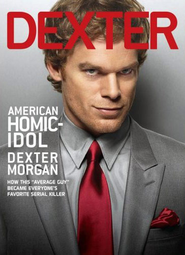 DEXTER Season 3 On DVD/Blu-Ray August 18th!