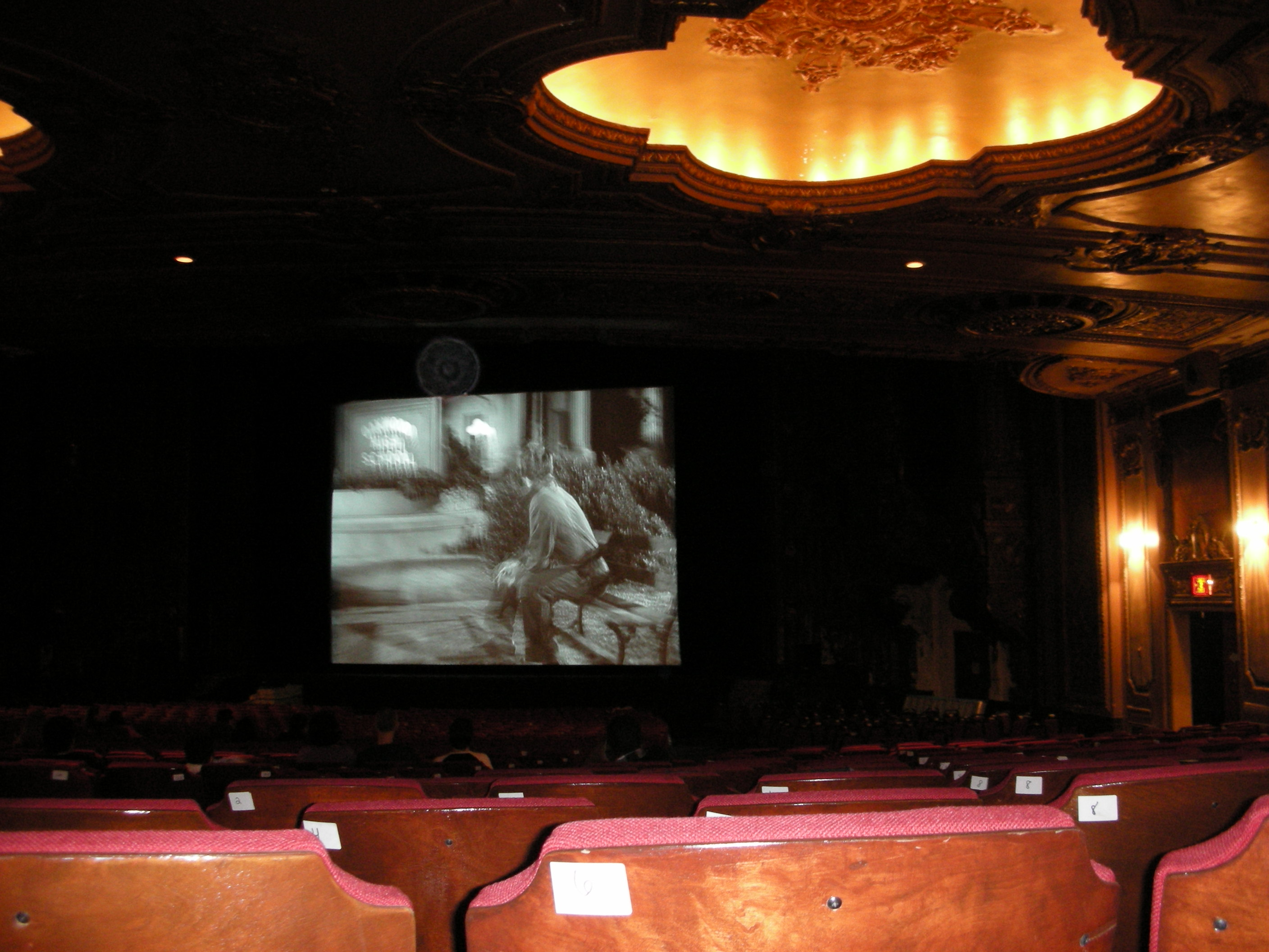Inside the Theatre with THE TWILIGHT ZONE