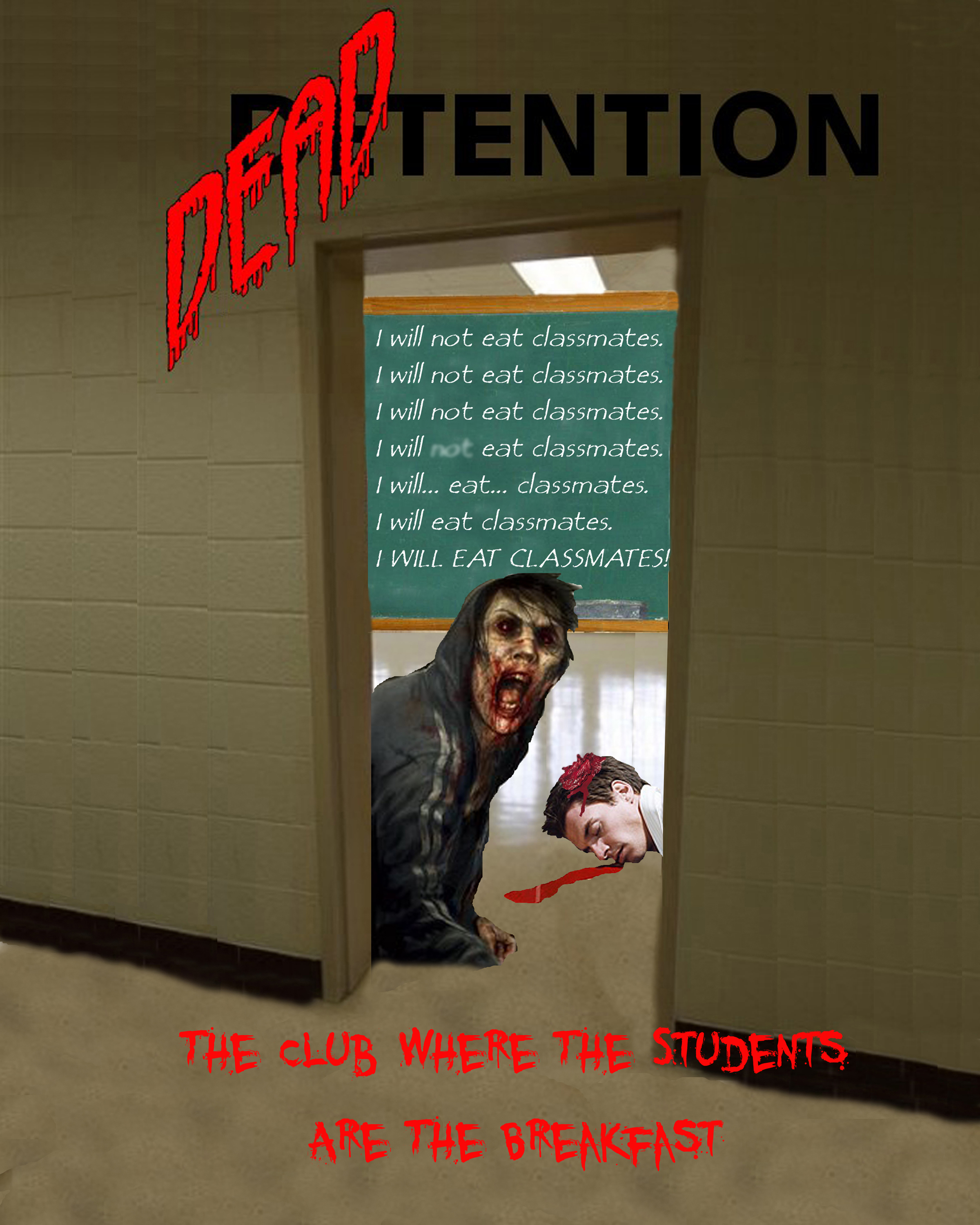 DEADTENTION Poster