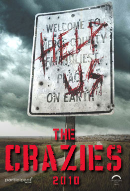 THE CRAZIES Sign Post