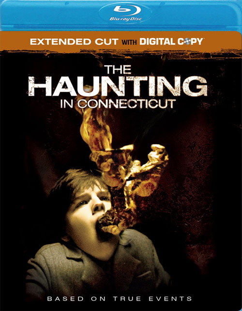 THE HAUNTING IN CONNECTICUT On DVD July 14th!