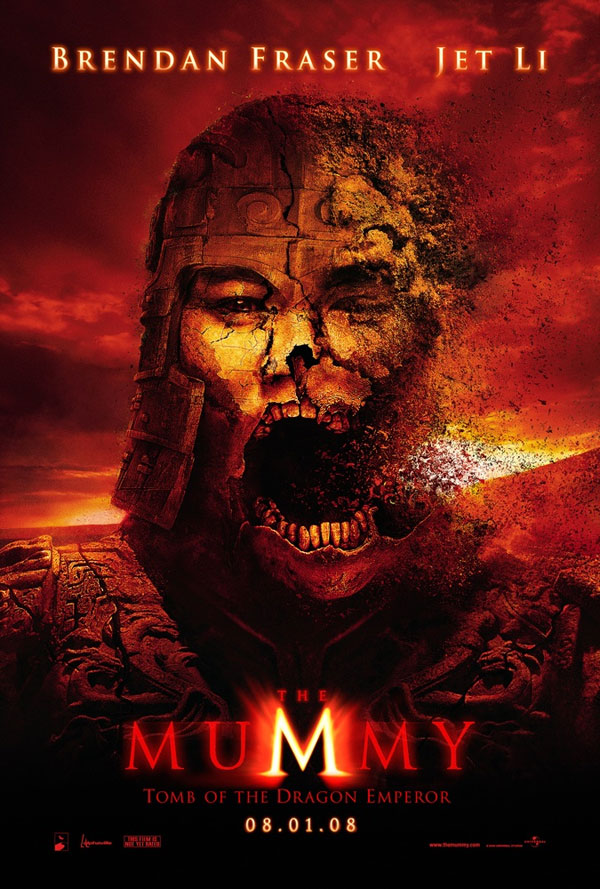 THE MUMMY 3 Trailer… Coming August 1st!
