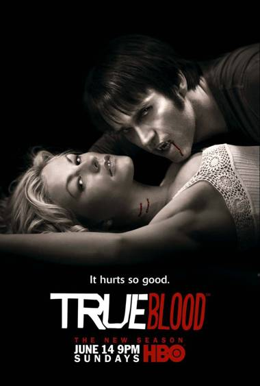 """It Hurts So Good."" New Poster For HBO's TRUE BLOOD: THE NEW SEASON!"