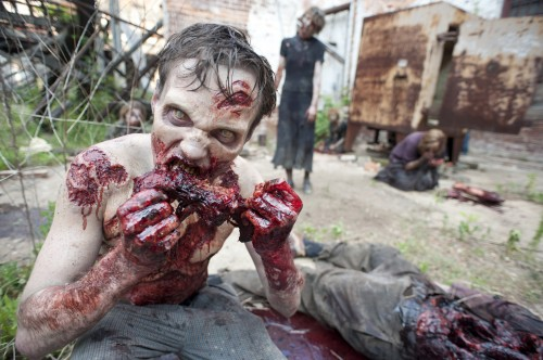 AMC's THE WALKING DEAD Season 2 Cast And Crew Commentary