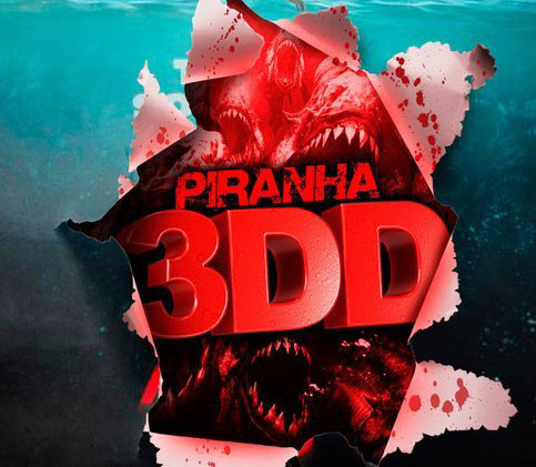 First Look at the New PIRANHA 3DD Trailer!
