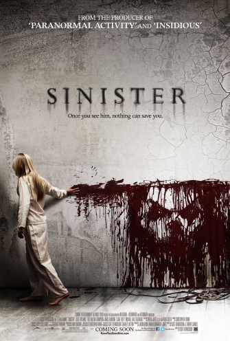 Blood Drenched One-Sheet & Motion Poster For SINISTER