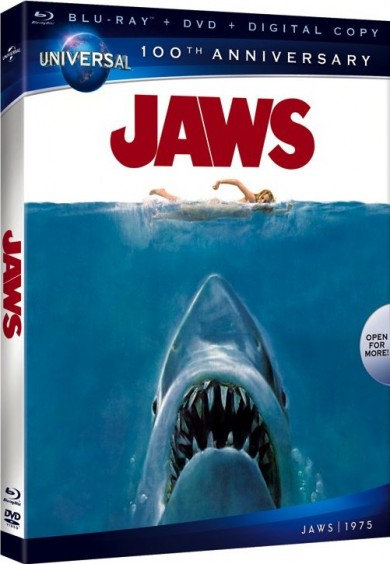 Sink Your Teeth Into These HD Clips From The Upcoming JAWS Blu-ray!