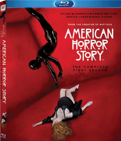 AMERICAN HORROR STORY Season 1 DVD & Blu-ray Coming Sept. 25th!