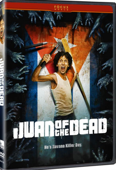 Zom-Com JUAN OF THE DEAD Rises Onto DVD August 14th!