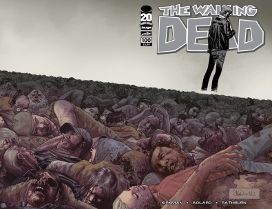 THE WALKING DEAD #100 Is The Best Selling Comic Of The 21st Century!