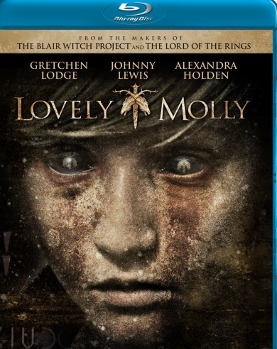"LOVELY MOLLY DVD/Blu-ray Special Feature Asks ""Is It Real?"""