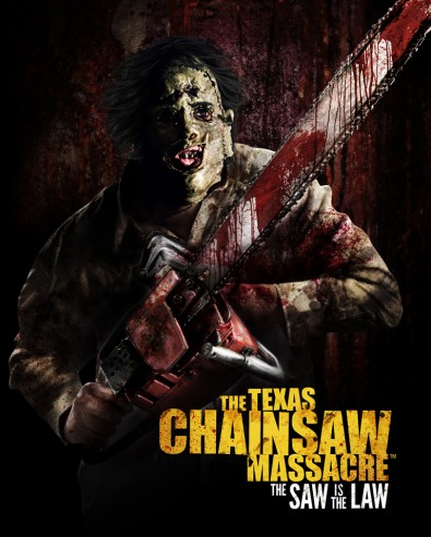 "Leatherface Returns To Halloween Horror Nights With ""The Texas Chainsaw Massacre: The Saw Is The Law"" Maze!"