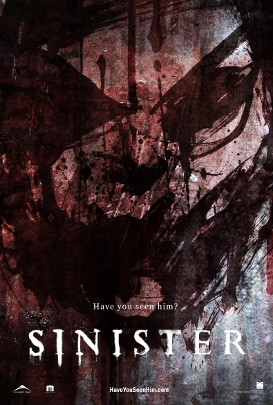 Check Out The Creepy New Poster For SINISTER!
