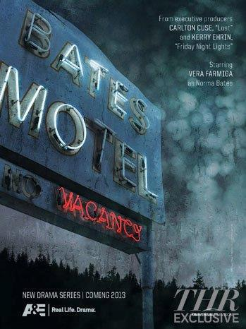 Meet The New Norman Bates in A&E's THE BATES MOTEL!