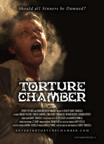 """Building A TORTURE CHAMBER"" Featurette!"