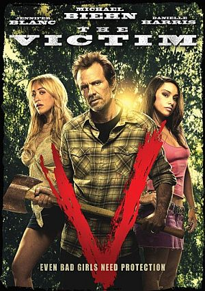 "ICONS OF FRIGHT ""THE VICTIM"" INTERVIEW W/MICHAEL BIEHN AND JENNIFER BLANC"