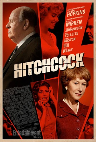 Alfred HITCHCOCK & The Making Of PSYCHO; Trailer, Pics, Set Report!