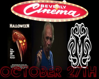JOHN CARPENTER attending special TRIBUTE screening of HALLOWEEN on 35mm!