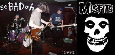 "BEYOND FRIGHT: Song(s) Of The Week – Sebadoh ""Skull"" & The Misfits ""Skulls"""
