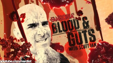 Scott Ian Takes Us Into Greg Nicotero's KNB EFX's Studio In This Episode Of Fangoria's Blood And Guts!