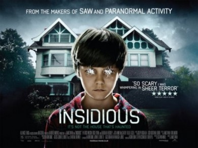 Return To The Further in 2013 With INSIDIOUS CHAPTER 2!