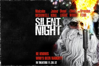 SILENT NIGHT Trailer Promises A Blood Red Christmas!