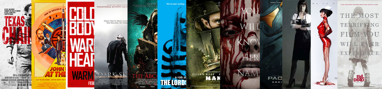 ICONS MOST ANTICIPATED HORROR OF 2013!