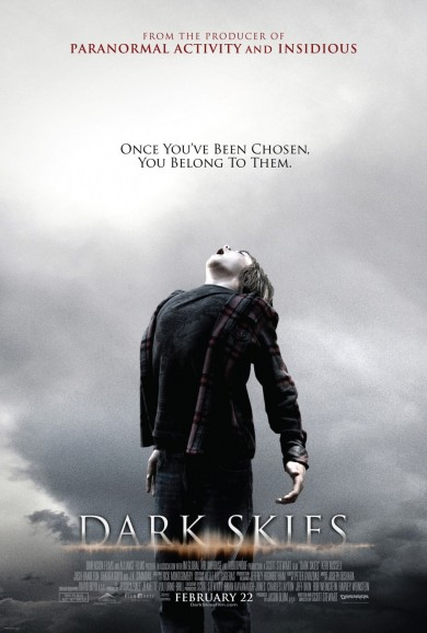 Movie Review: DARK SKIES