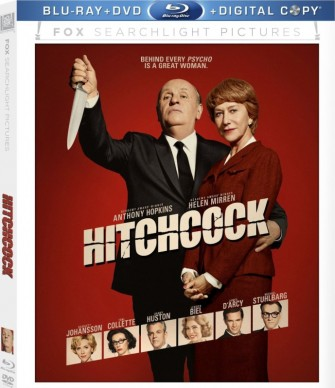 HITCHCOCK bluray/dvd release date & info!