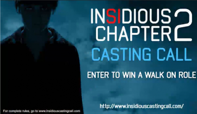 Want To Enter The Further For INSIDIOUS CHAPTER 2? Here&#8217;s How!