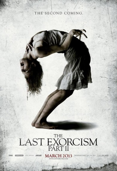 THE LAST EXORCISM 2 Trailer Arrives!