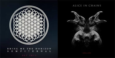 BEYOND FRIGHT: New Videos from BRING ME THE HORIZON & ALICE IN CHAINS!