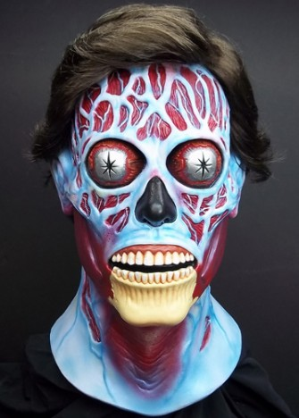 Trick Or Treat Studios Releasing THEY LIVE Masks!