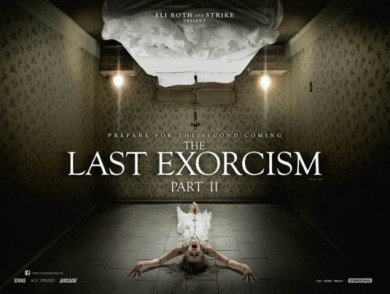 The Devil Commands THE LAST EXORCISM PART II Motion Poster!