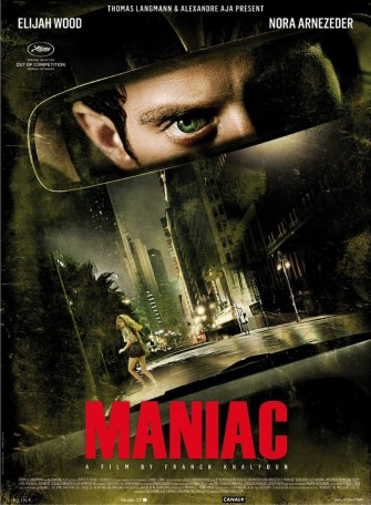 MANIAC Blu-ray Set For France, But What About The US?