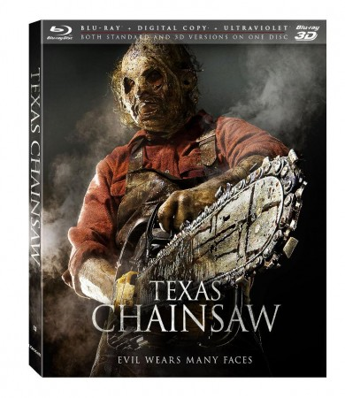 TEXAS CHAINSAW Tears Onto A Features Packed 3D Blu-ray May 14th!