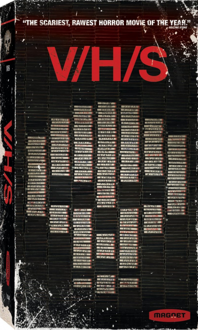 Box Art & Pre-Order Available For VHS Of V/H/S!