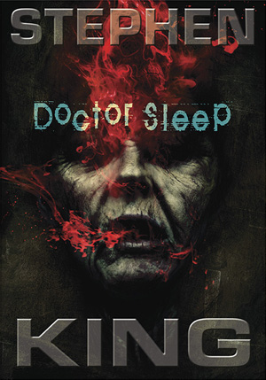 Special edition of THE SHINING sequel, DOCTOR SLEEP being released this September!!