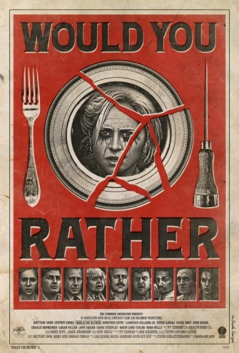 Fangoria Wants You To See WOULD YOU RATHER For Free!