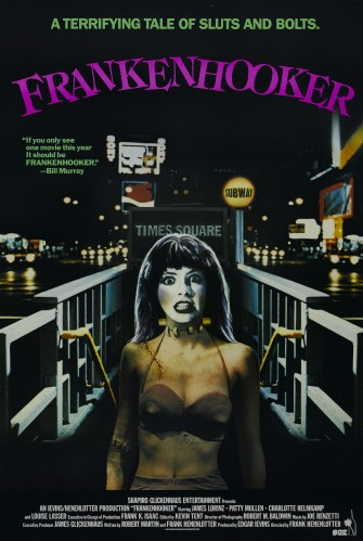 EXPLOITATION ALLEY: FRANKENHOOKER!!