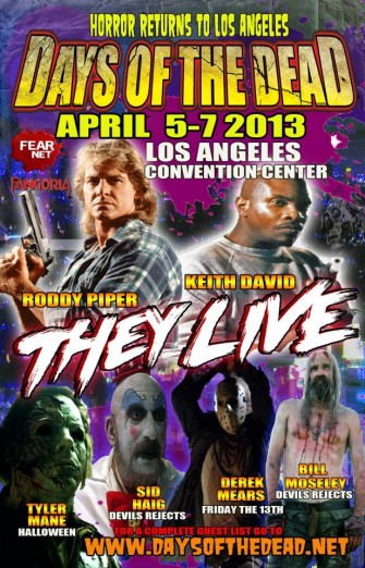 Fright Exclusive Interview with DAYS OF THE DEAD Promoter Adolfo Dorta!!