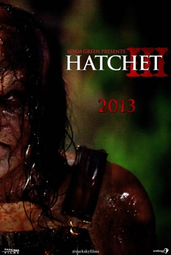 Head Back Into The Swamp With a Release Date and Teaser for HATCHET 3!!!