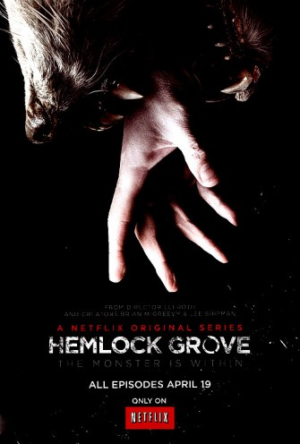Watch the Wondercon Exclusive Footage of HEMLOCK GROVE!!