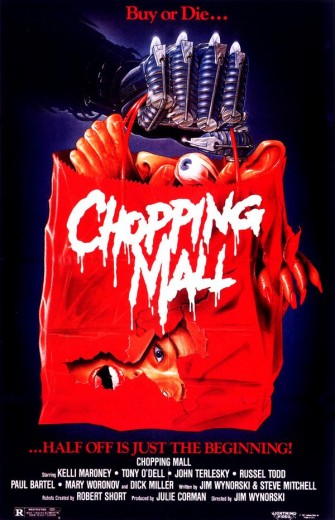 EXPLOITATION ALLEY: CHOPPING MALL!!
