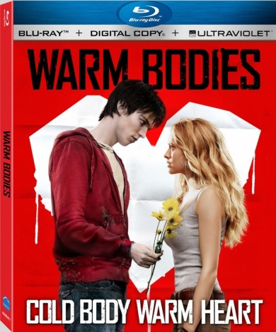 Zom-Com WARM BODIES Unthaws Onto Blu-ray June 4th!