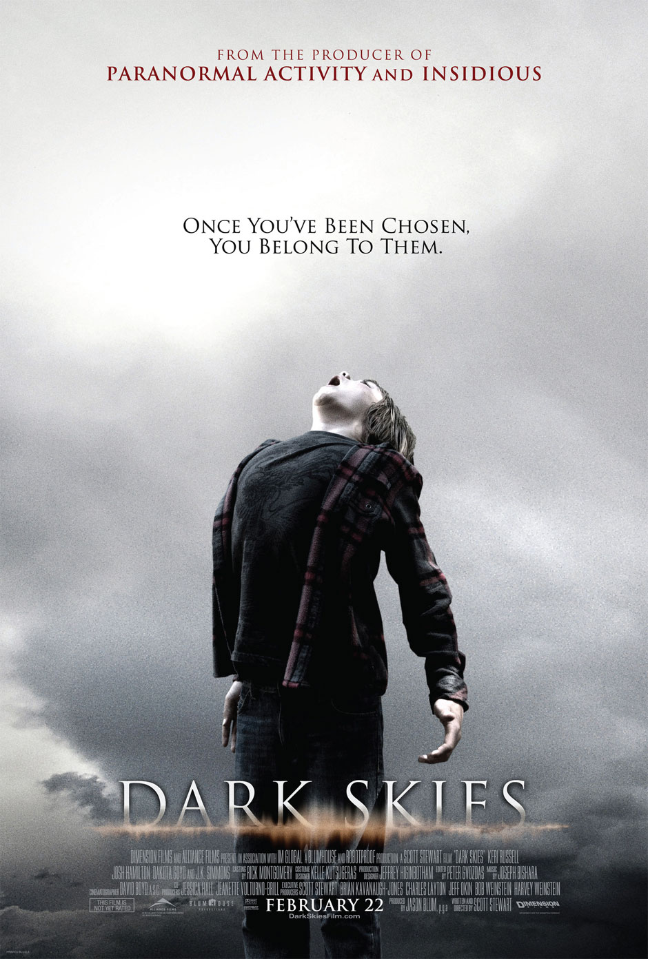 darkskies2013movieposter icons of fright � horror