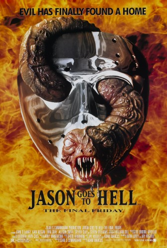 A Look Back At: JASON GOES TO HELL!!