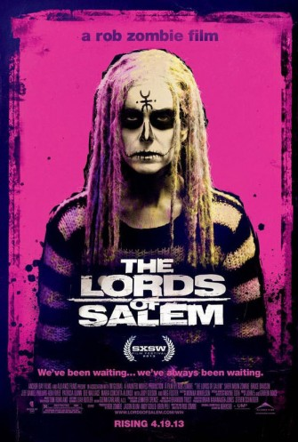 Movie Review: THE LORDS OF SALEM!!