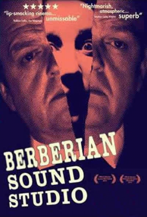 Creepy BERBERIAN SOUND STUDIO Hitting VOD and Limited Theaters This June!!